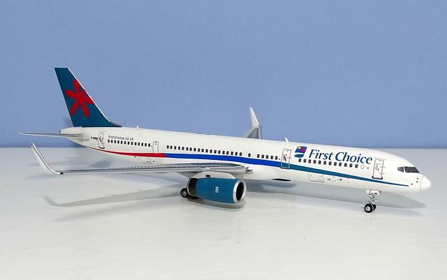 First Choice Boeing 757 G-OOBB