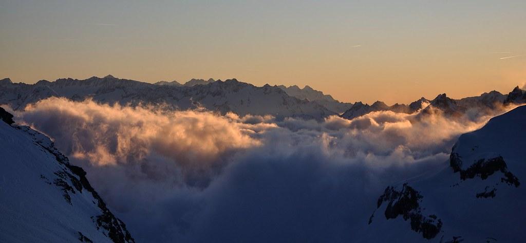 Planurahütte Glarner Alpen Schweiz foto 24