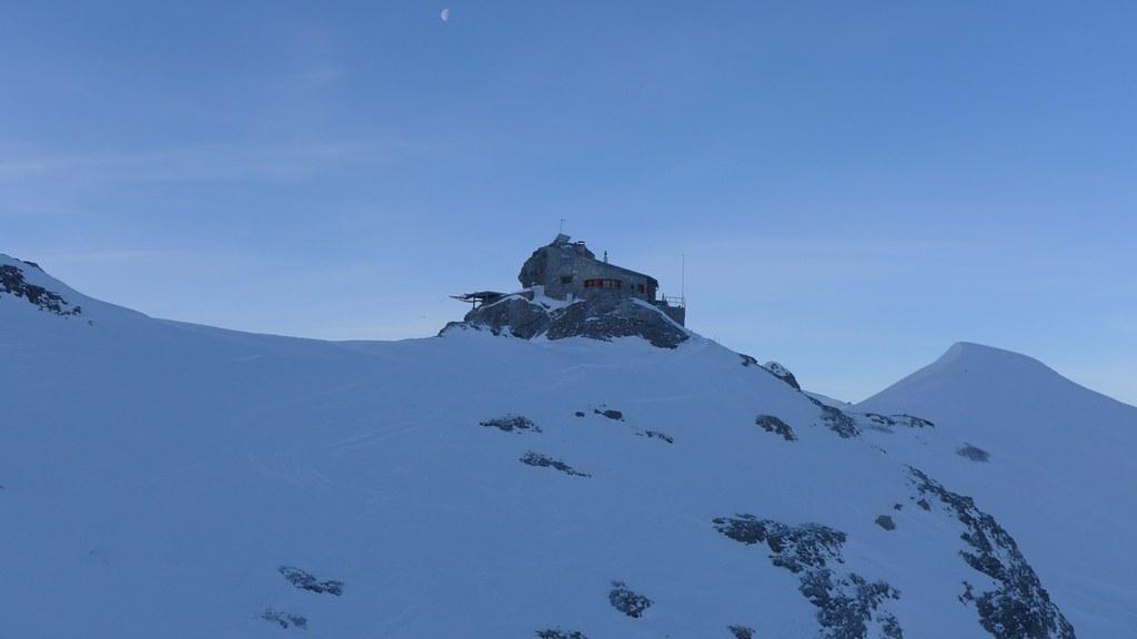 Planurahütte Glarner Alpen Schweiz foto 05
