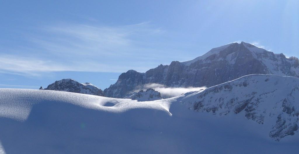 Planurahütte Glarner Alpen Schweiz foto 36