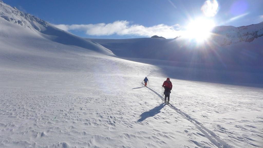 Planurahütte Glarner Alpen Schweiz foto 34