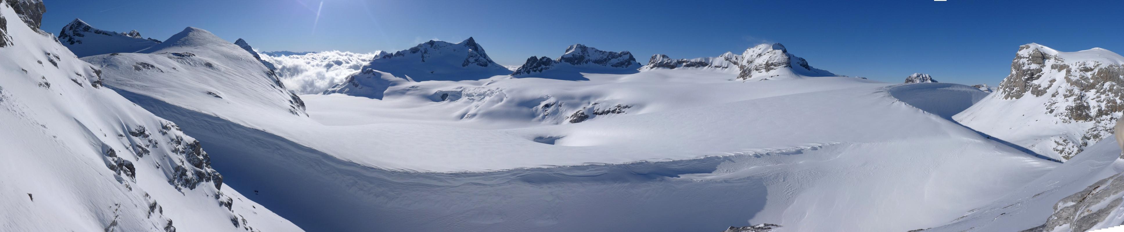 Planurahütte Glarner Alpen Schweiz panorama 40