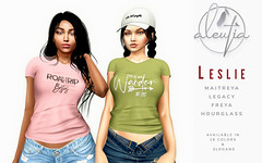 Coming Soon to SLB17 From [Aleutia]