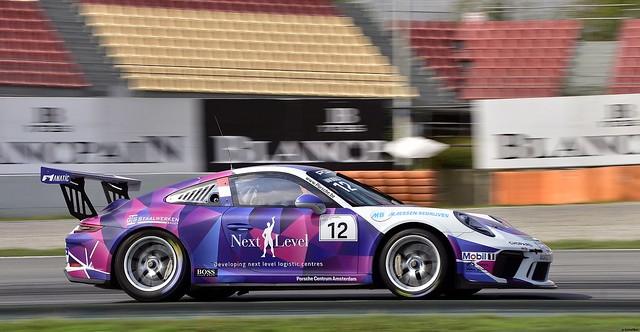 Porsche 911 GT3 Cup / Kay VAN BERLO / NDL / Bas Koeten Racing / Carrera Cup FRANCE  / Carrera Cup BENELUX