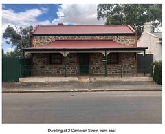 2 Cameron Street - Page 90  TOG Heritage Review 2020