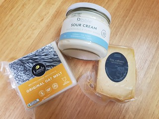 Non-Coconut Oil Vegan Dairy from The Green Edge