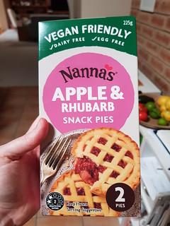 Nannas Vegan Pies