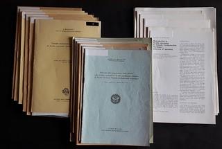 Pubblicazioni scientifiche di Giampaolo Magagnini