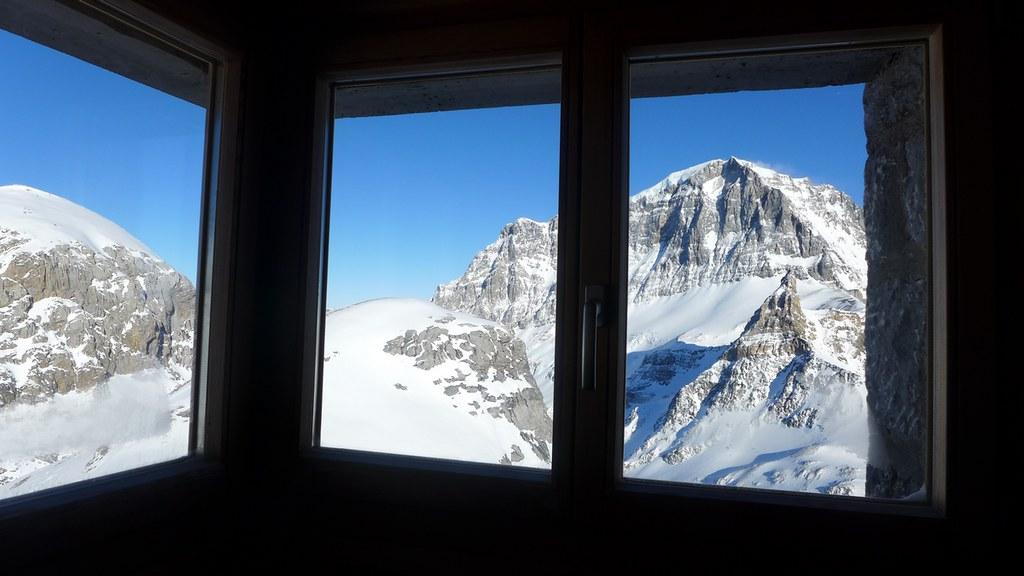 Planurahütte Glarner Alpen Schweiz foto 04