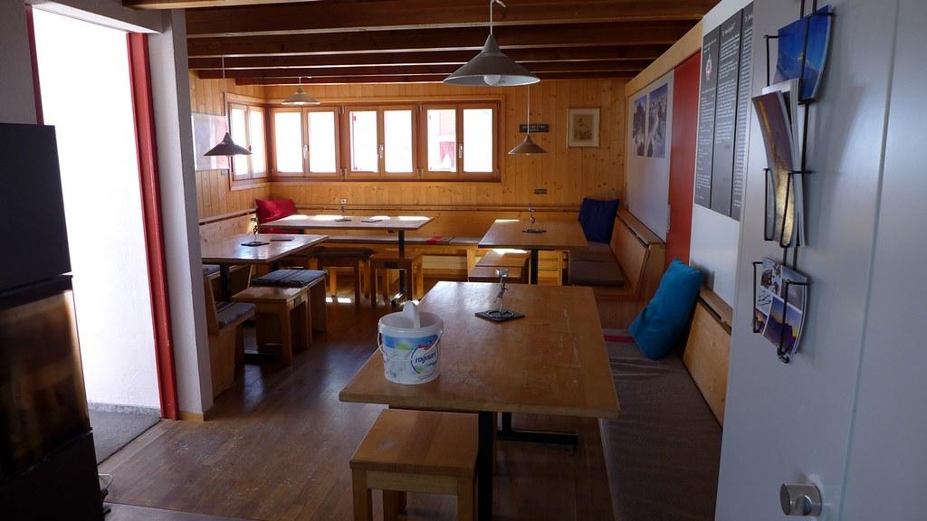 Planurahütte Glarner Alpen Schweiz foto 11