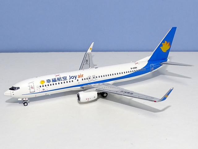 Joy Air Boeing 737-800 B-208V