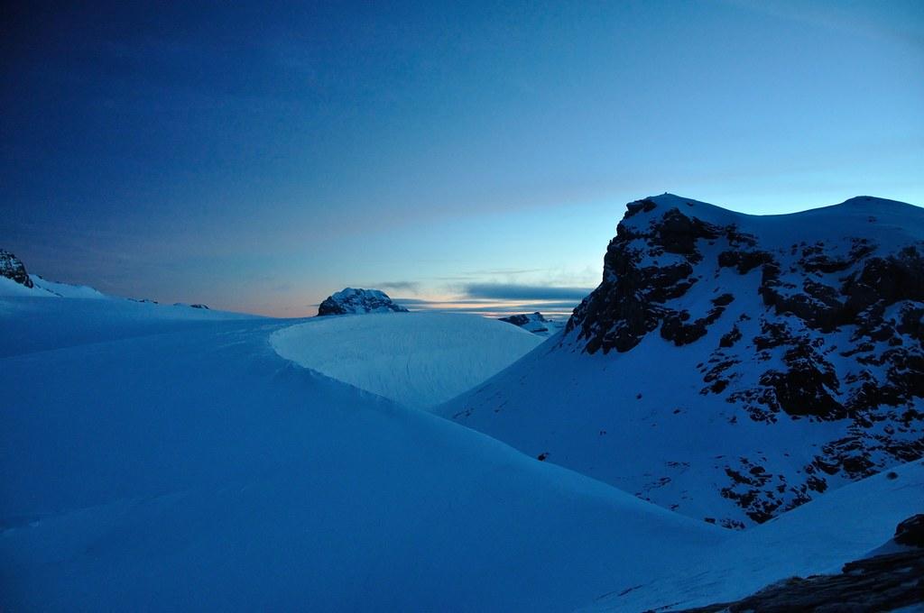 Planurahütte Glarner Alpen Schweiz foto 28