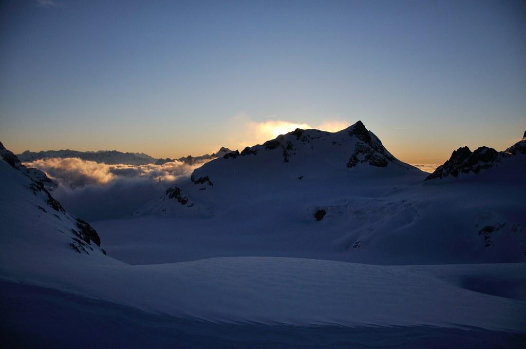 Planurahütte Glarner Alpen Schweiz foto 27