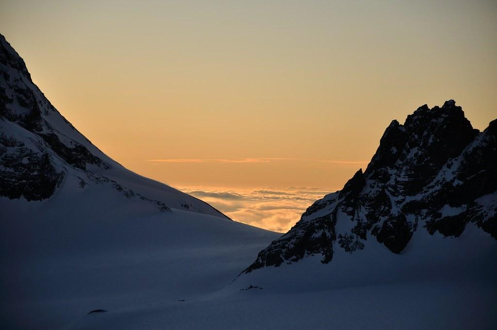 Planurahütte Glarner Alpen Schweiz foto 26