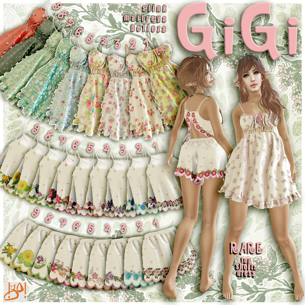 !gO! Gigi – gacha key