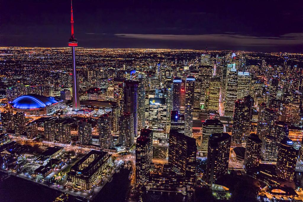 Terabytes of Toronto