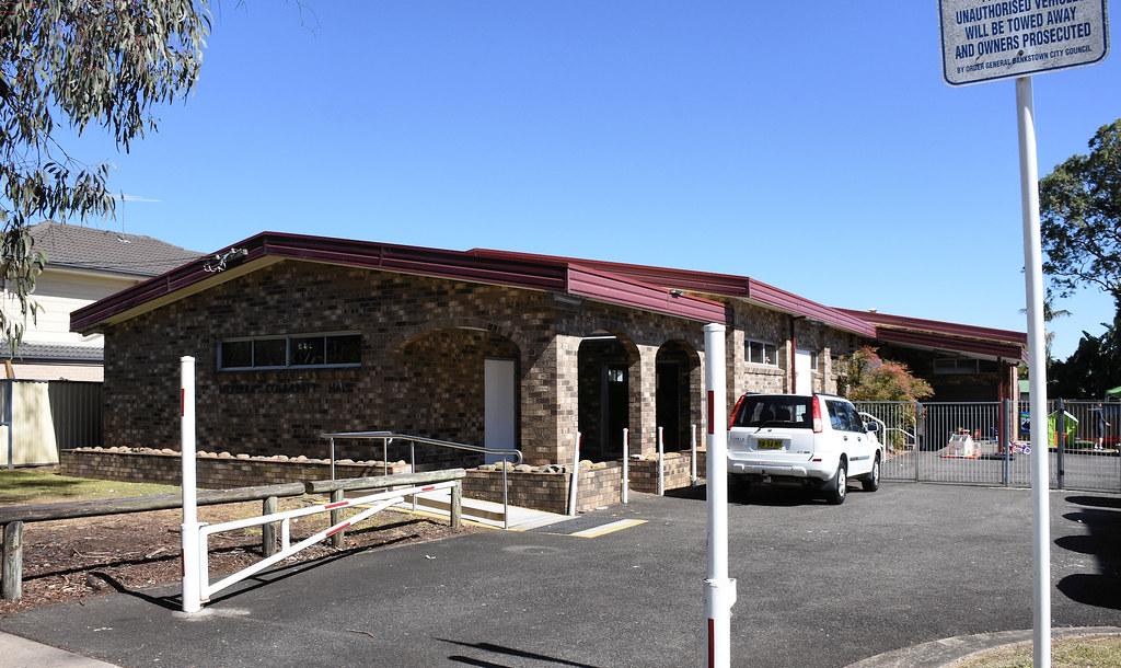 Milperra Community Hall, Milperra, Sydney, NSW.
