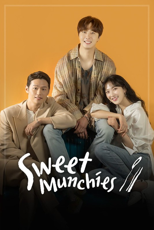 Sweet Munchies Poster