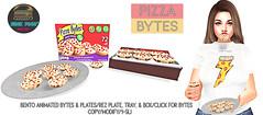 Junk Food - Pizza Bytes Ad