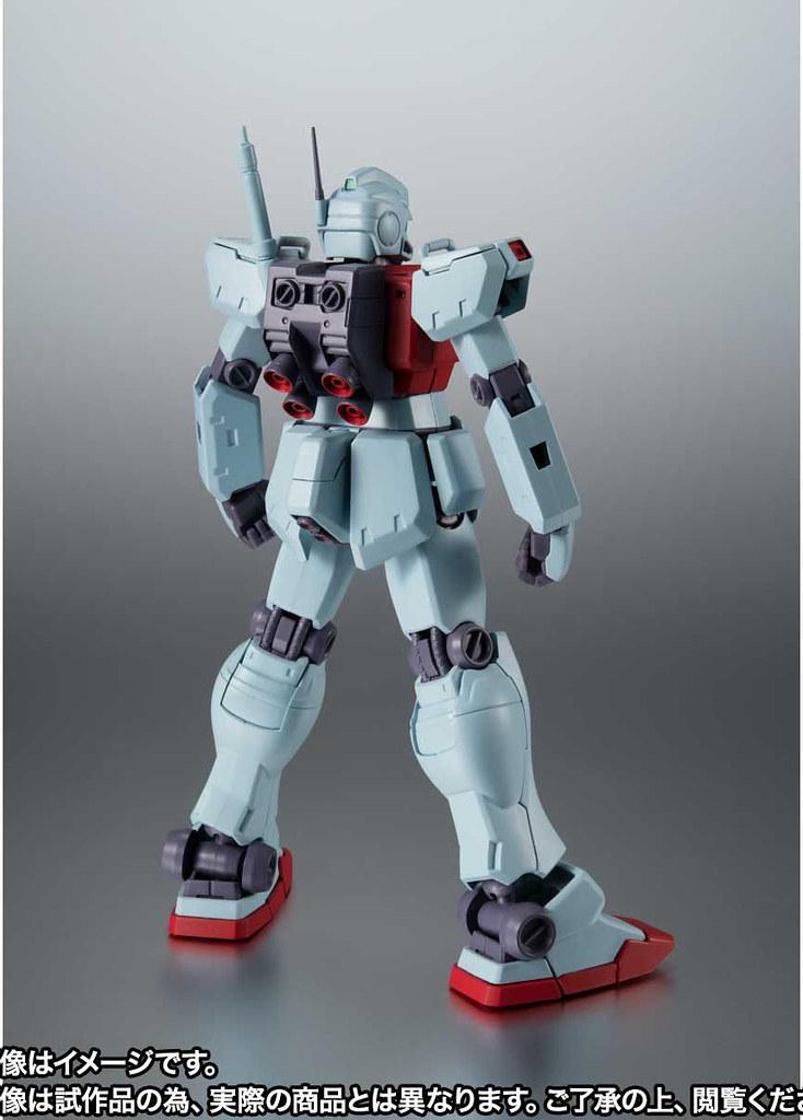 ROBOT魂《機種戰士鋼彈0083:星塵回憶》RGM-79C 吉姆改 宇宙戰規格(ジム改宇宙戦仕様) ver. A.N.I.M.E.