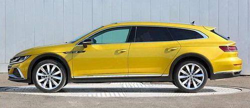 vw-arteon-shooting-brake-china-leak-gallery-5