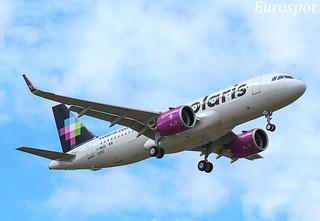 F-WWDX Airbus A320 Neo Volaris