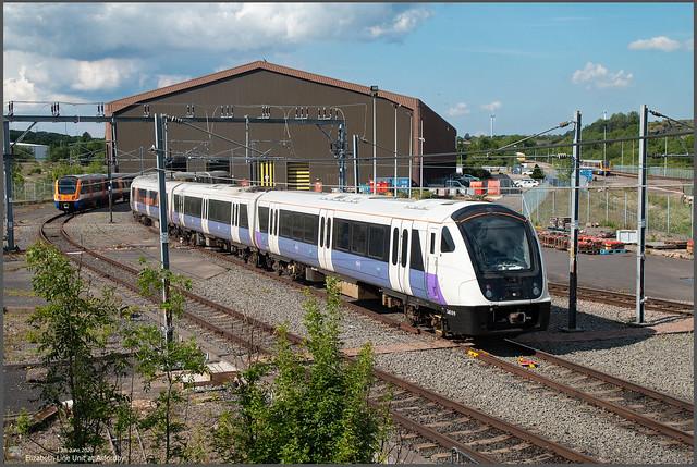 Elizabeth Line Unit at Asfordby