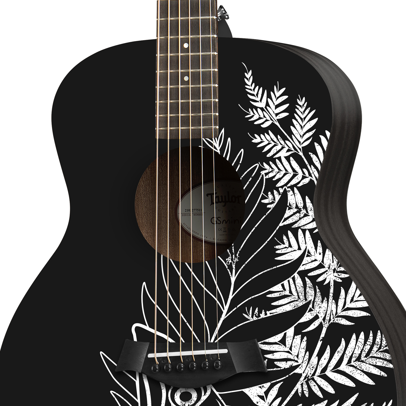 Glossy Decals Stickers Guitar Moth Set Inspired by The Last of Us Part II 2