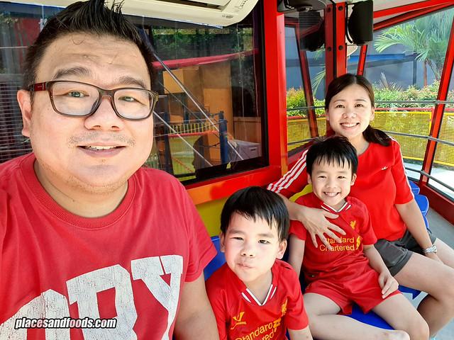 legoland malaysia family