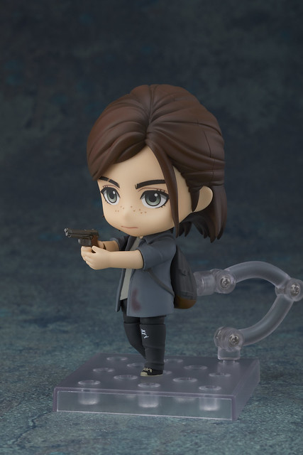 The Last of Us Part II – PlayStation Gear – Ellie Nendoroid