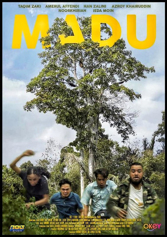 poster Madu