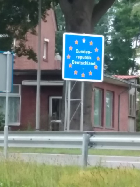 german border