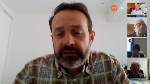 Jose Ramón Becerra de EQUO Berdeak 17-6-20