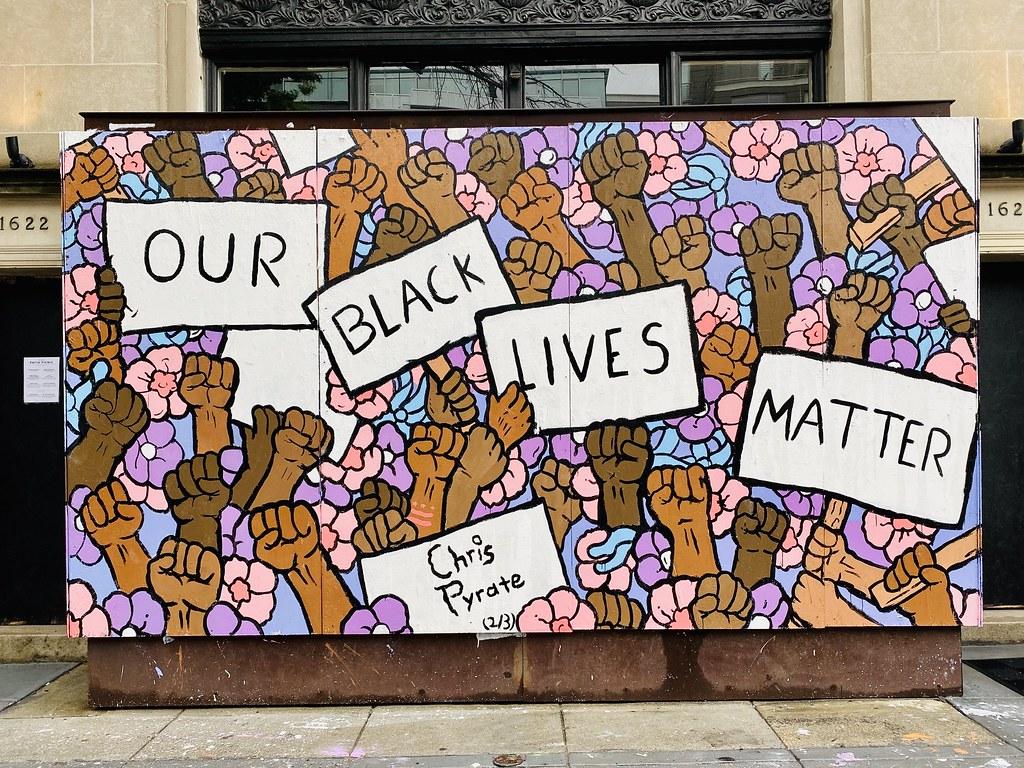 Our Black Lives Matter