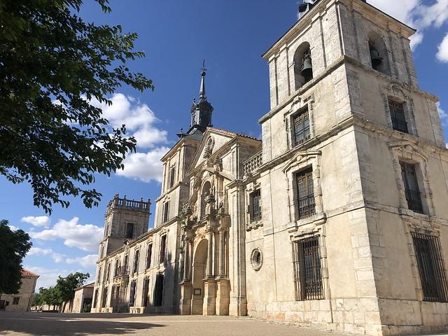 Palacio de Goyeneche en Nuevo Baztán (Madrid)