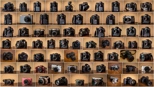 History of the digital camera | by maoby