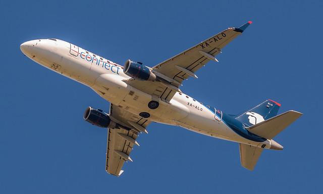 Aeromexico E170 (ACA)