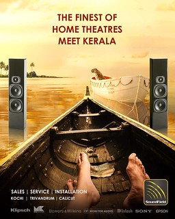 The Finest of home theatres meet Kerala