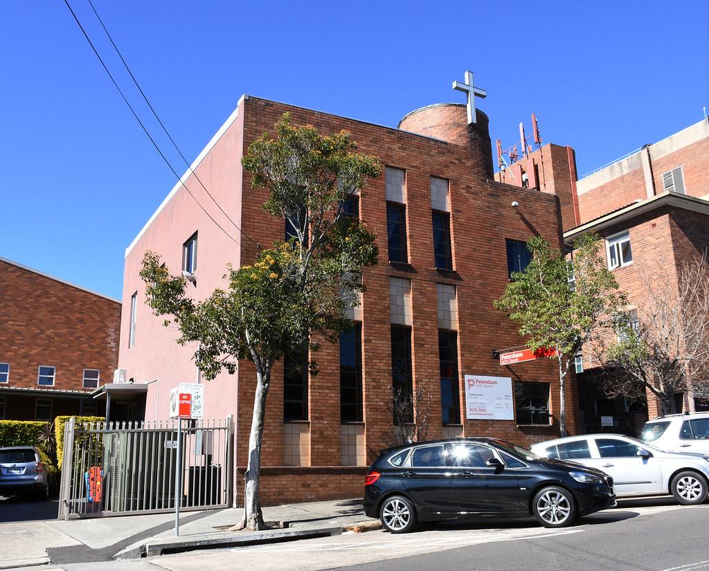 AOG Church, Petersham, Sydney, NSW.
