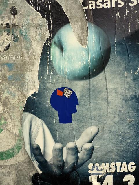 Kerami- Hommage für Max Ernst