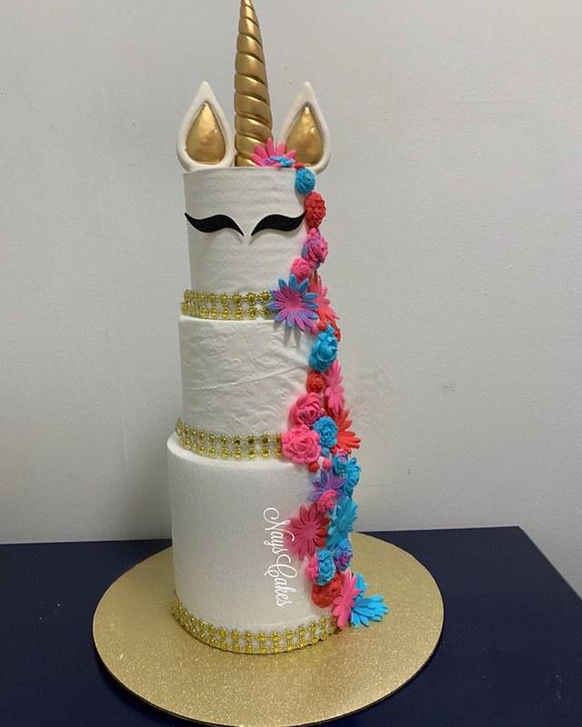 Unicorn Cake by NaysCakes, Sweet Treats
