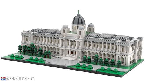 LEGO Kunsthistorisches Museum, Vienna [2]