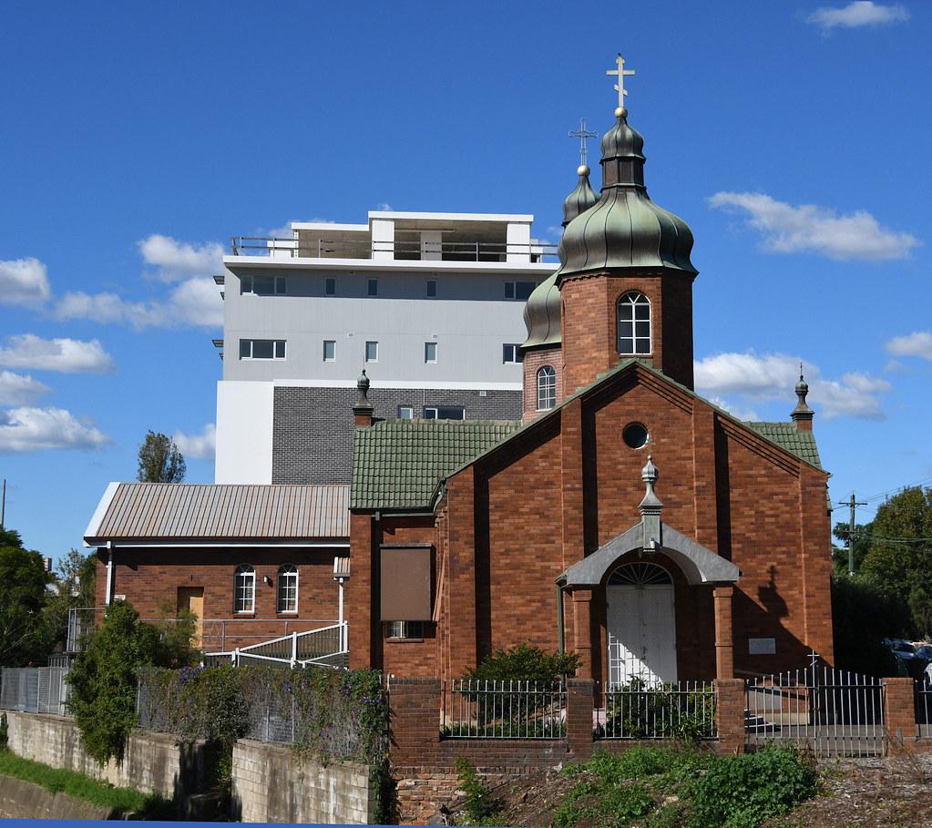 Ukrainian Autocephalic Orthodox Church, Granville, Sydney, NSW.