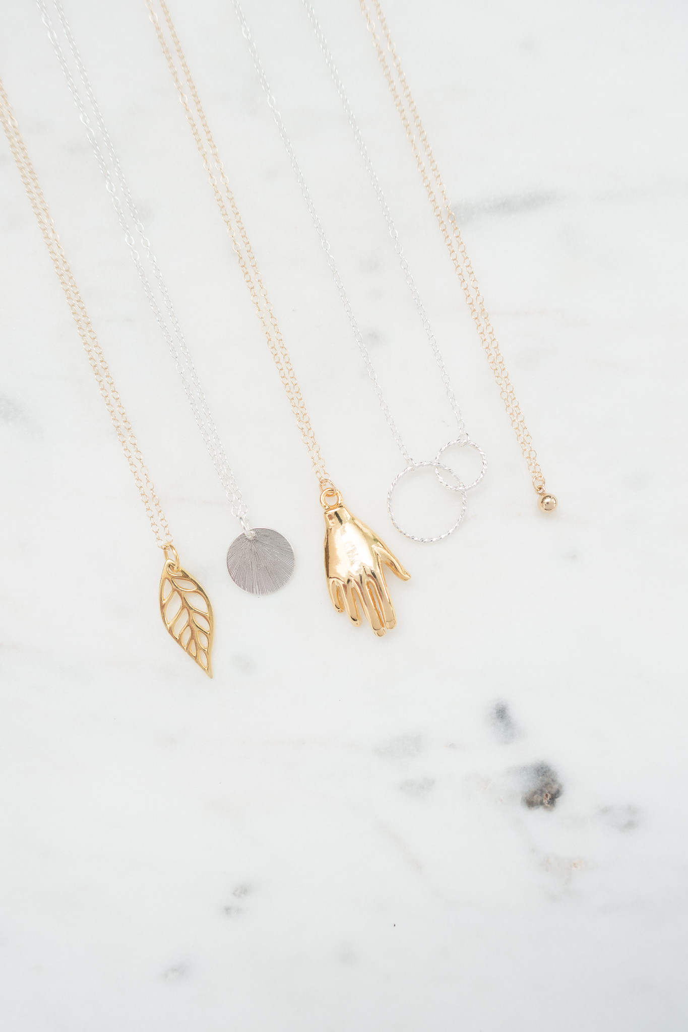 New Minimal Jewellery For Spring/Summer 2020