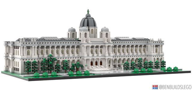 LEGO Kunsthistorisches Museum, Vienna [3]