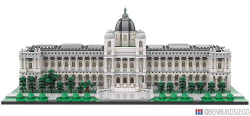 LEGO Kunsthistorisches Museum, Vienna