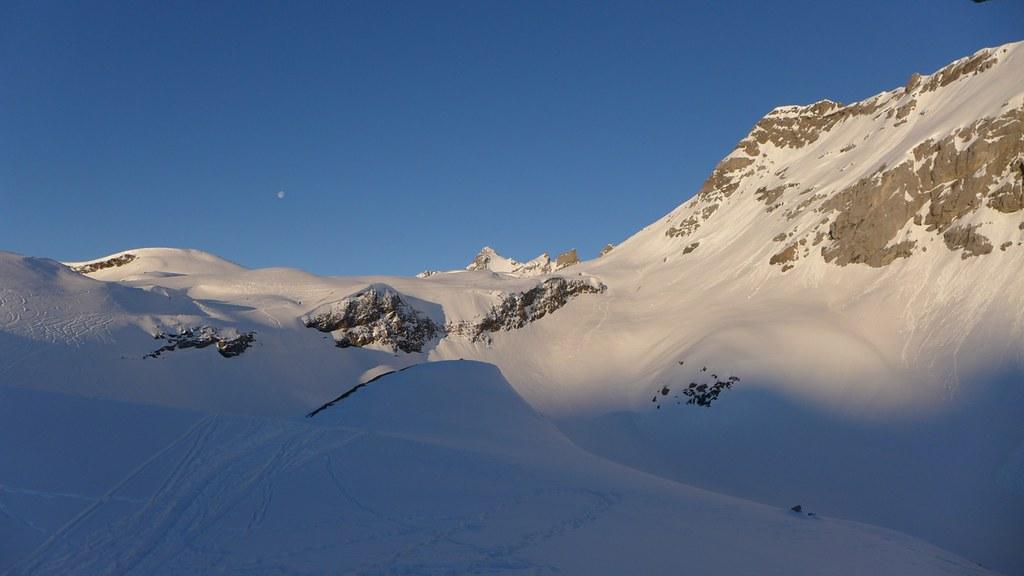 Claridenhütte Glarner Alpen Švýcarsko foto 23