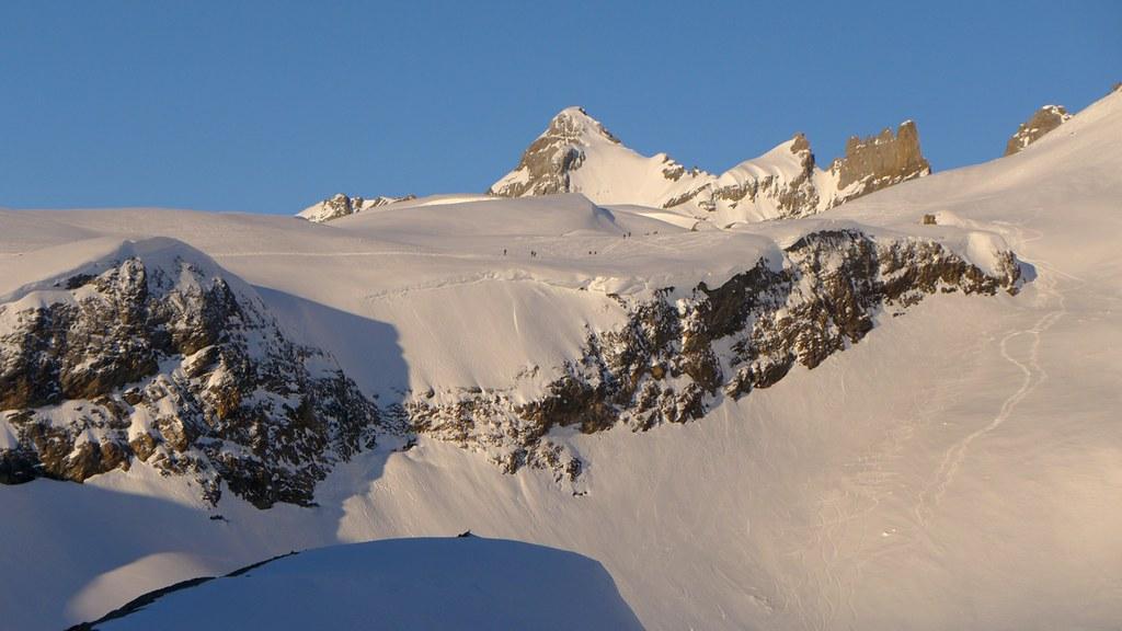 Claridenhütte Glarner Alpen Švýcarsko foto 24