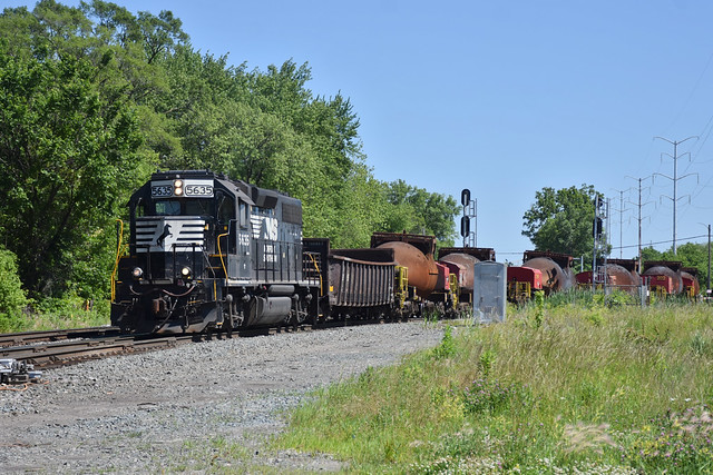 Hottest train in Riverdale