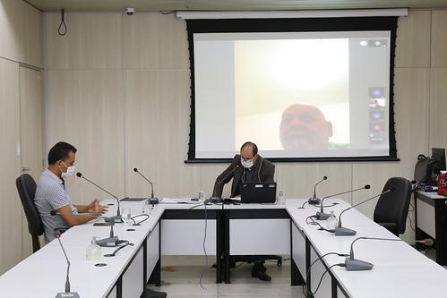 11ª Reunião Ordinária - Comissão de Desenvolvimento Econômico, Transporte e Sistema Viário